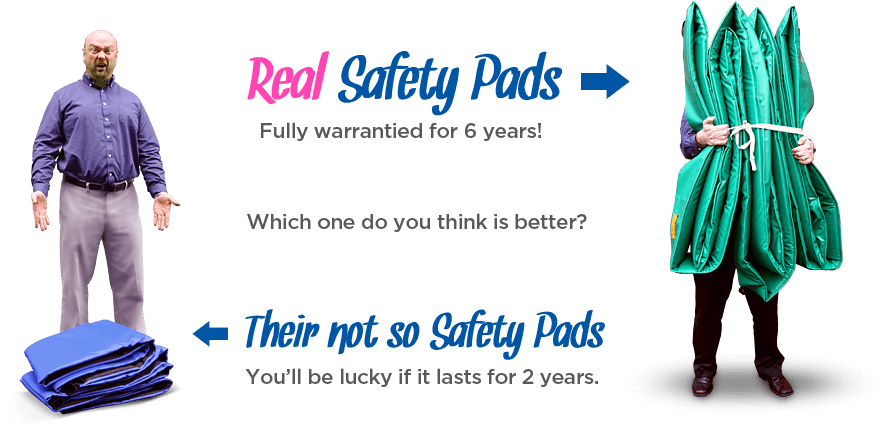 Real Safety Pads