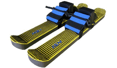 Bounceboard® Skis