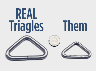 Real Triangles
